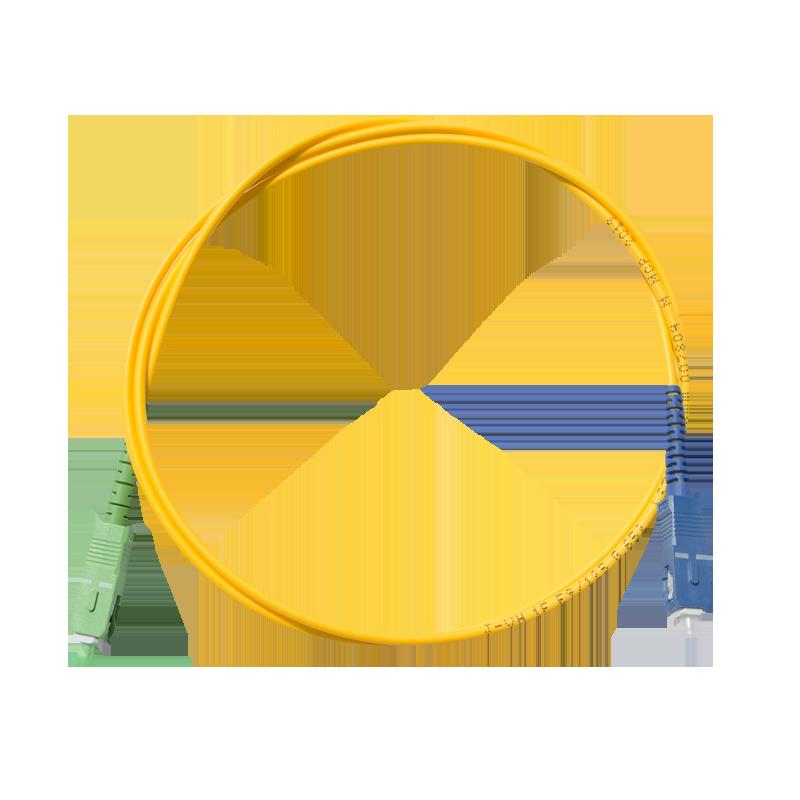 PATCH CORD SIMPLE G652D LSZH 2MM 1.5/10 MTS SC/APC-SC/UPC
