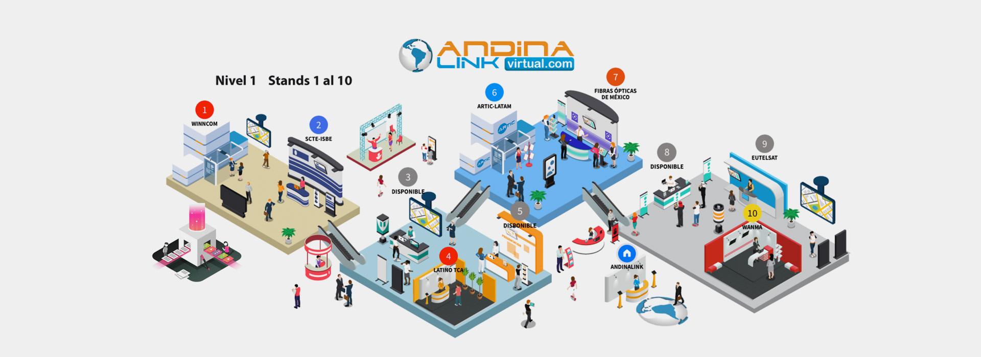 Artic Latam en Andinalink Virtual